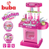 Игровой набор Кухня 008-58А с посудкой 008-58