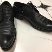Туфли кожаные Baldinini Италия