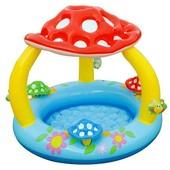 Надувной бассейн, Intex 57407, Грибок с навесом