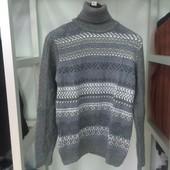 Мужской свитер ELM серый