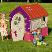 Детский игровой домик Marian Plast (Мариан Пласт) 680, для девочек и мальчиков, разноцветный