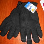Флисовые перчатки мужские