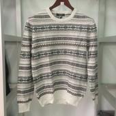 Мужской свитер ELM белый