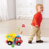 Обучающая игрушка машинка-каталка VTech