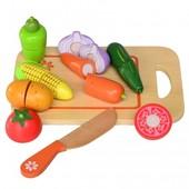 Игровой набор «Овощи», Lelin Артикул: 65-013