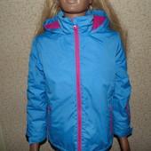 Термокуртка Crane kids 9-10л(134-140см) .Мега выбор обуви и одежды