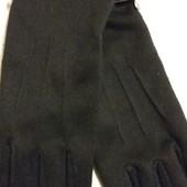 Флисовые перчатки на байке от ТСМ ( германия), размер 7.5
