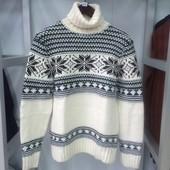 Мужской свитер ELM молочный