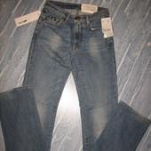 Новые джинсы GAS р 25 с биркой Италия оригинал
