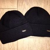 Зимняя мужская шапка низкая цена