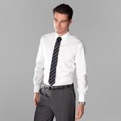 Классическая мужская рубашка . ТСМ(германия) . размер м , ворот 39/40