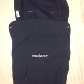 спальный мешок конверт в коляску от Maclaren