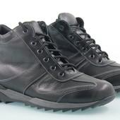 зимние мужские ботинки модель:В-з 122ч