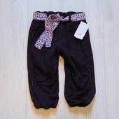 Новые стильные джинсы для девочки. H&M. Размер 9-12 месяцев.