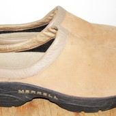Merrell кожаные тапочки