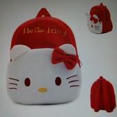 Милый детский рюкзак «Kitty», новый