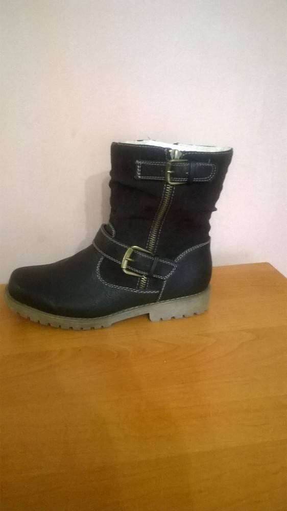 новые тёплые ботинки размер 36 фото №1