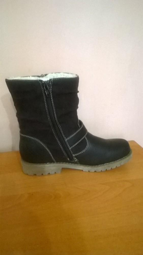 новые тёплые ботинки размер 36 фото №2