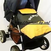 Детская прогулочная коляска Scout