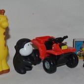 Фирменная набор сафари для фигурок человечков Happy land от ELC mothercare мазекеа