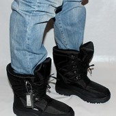 Термо-ботинки 42 р Woodstone Tex, зима Германия оригинал