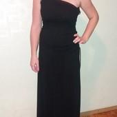 Красивое праздничное  вечернее нарядное платье