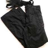 Штаны лыжные мужские мембранные с подтяжками Тog24