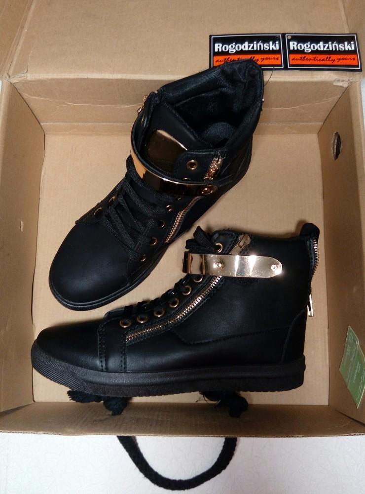 Ботинки сникерсы р 38 и39 Vices фото №1