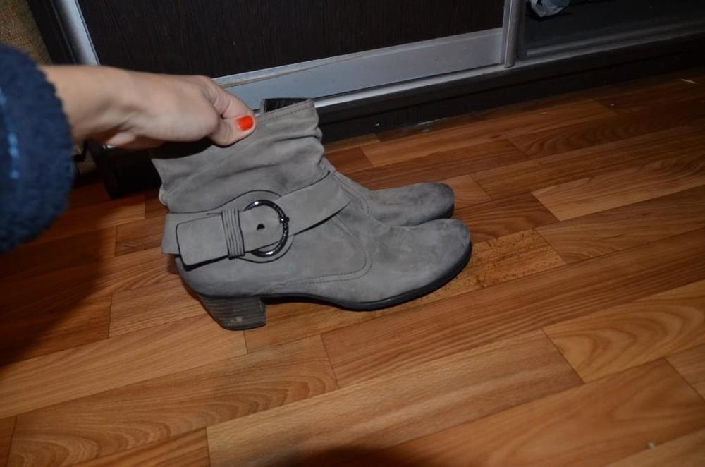 ботинки полусапожки фото №1