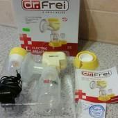 Состояние нового.Молокоотсос электрический Dr. Frei модель GM-30