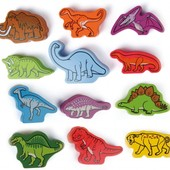 Набор динозавров, Hape Артикул: E0910