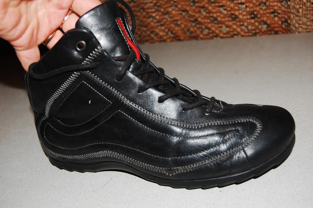 деми ботинки ecco 38 размер фото №1