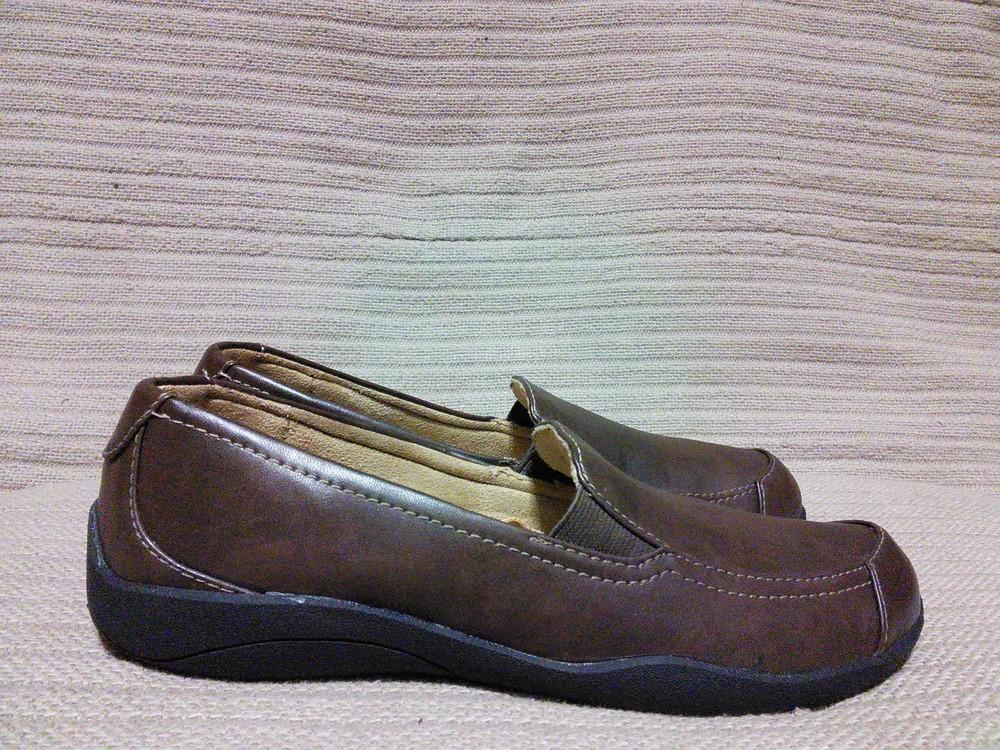 Невесомые ортопедические фирменные туфли Dr.Schooll's Advanced comfort фото №1
