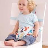 Отличные универсальные вожжи сидение на любой стул для малыша от The Gro Company