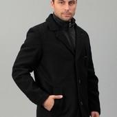 Утепленное мужское пальто Takko Германия XL