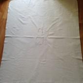 Флисовые одеяло покрывало в кроватку коляску  126/106 см толстый флис