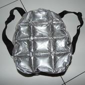 Рюкзак детский,надувной - металлик- 46х40 см.-Германия!!!