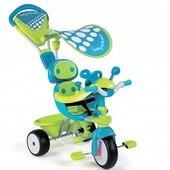 Детский 3-х колесный металлический велосипед