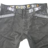 Мужские джинсы 989 Ze enzo р.40 R