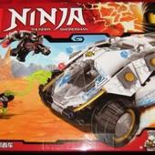 Конструктор sy590 Ninja Ниндзя ninjago ниндзяго внедорожник