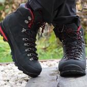 Зимние мужские утепленные ботинки