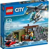 Lego City 60131 Остров преступников. В наличии