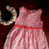 Платье сарафан next 1,5-2 года в идеальном состоянии