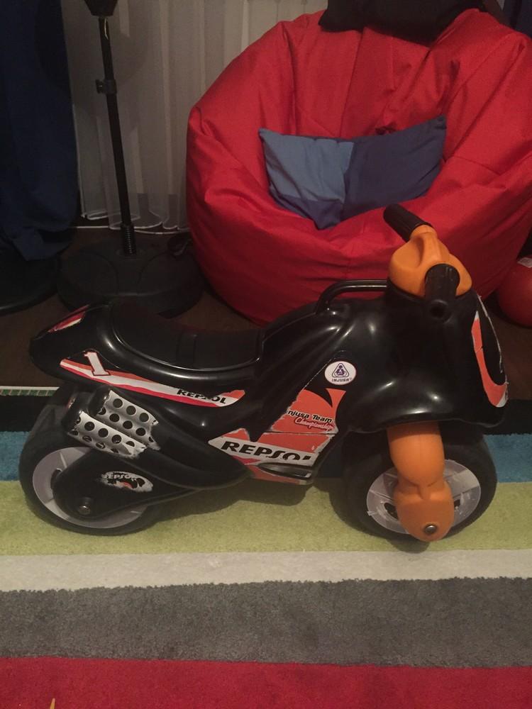 Беговел мотоцикл фото №1