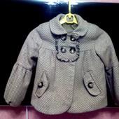Пальто для вашей малышки