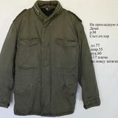 Мужская куртка, парка, деми, весенняя, осенняя
