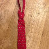 Новогодний детский галстук,2-3г