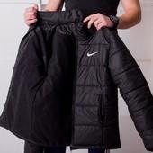 Спортивная куртка Nike зимняя парка
