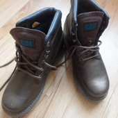 Ботинки CAT, размер 38
