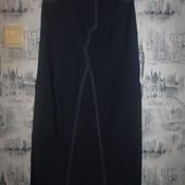 Класная юбка джинс стрейч р-р 42-46
